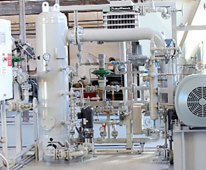 Sour Gas Rotary Vane Compressors