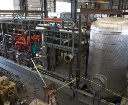 Process Refrigeration Compression Equipment