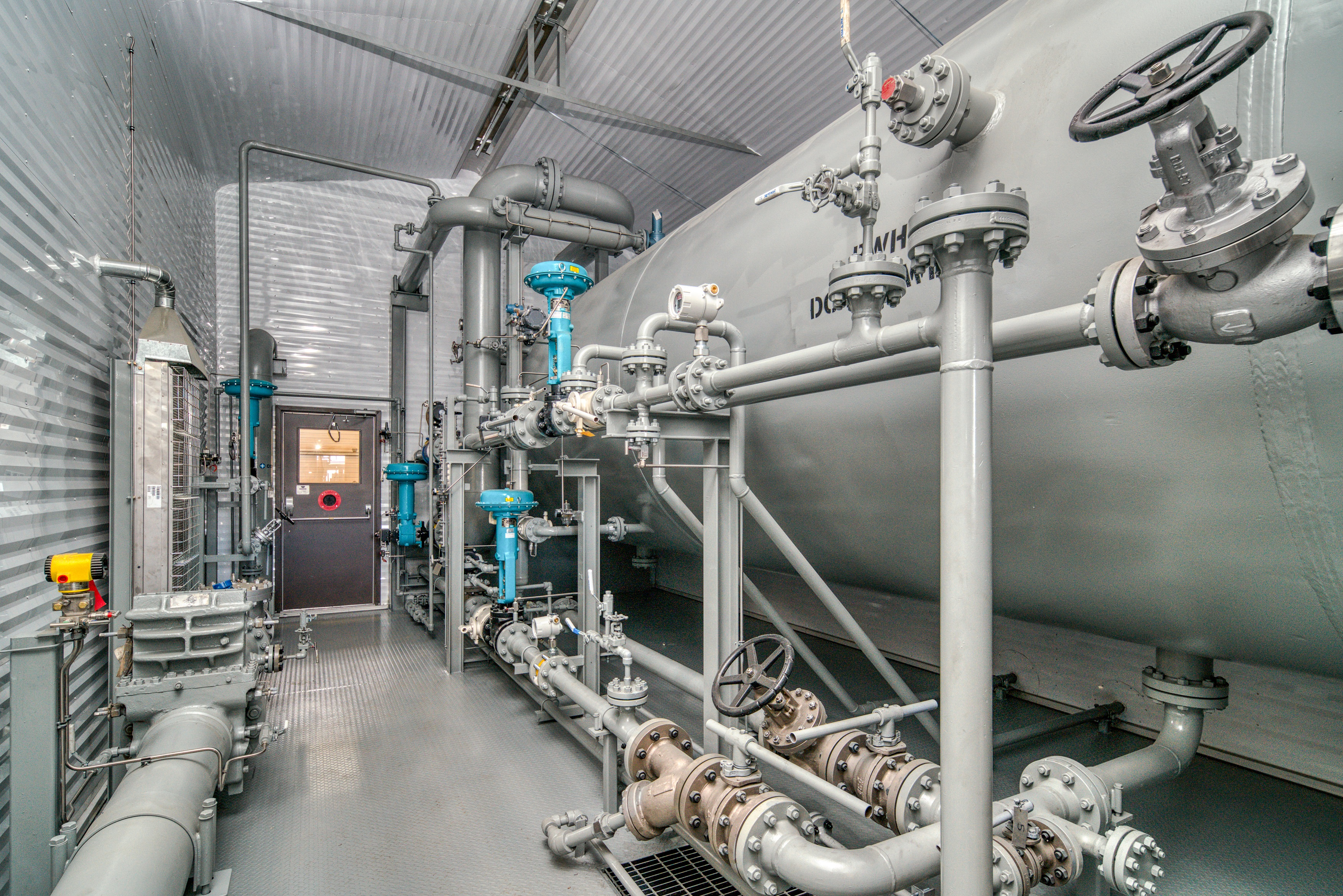 Sour 3-Phase Separator Package