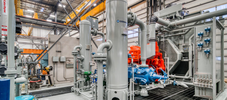 Gas Lift Compressor packages