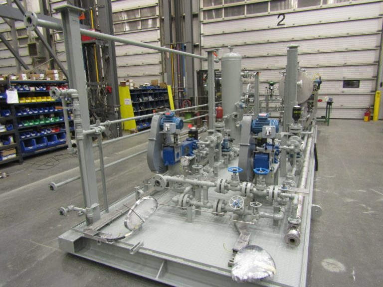 Dew Point Control Process Package