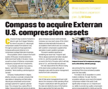 Compass CompressorTech2 Article